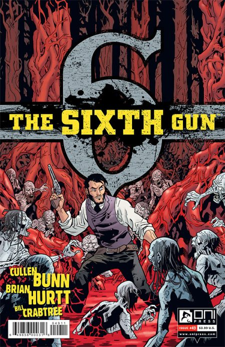 """The Sixth Gun"" #49"