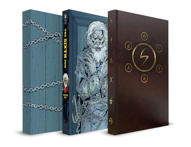 """The Sixth Gun"" Volume 1 Gunslinger Edition"