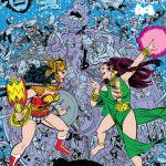 """""""Wonder Woman: War of the Gods"""""""