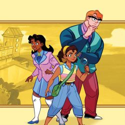 Goldie Vance 1 cover - cropped