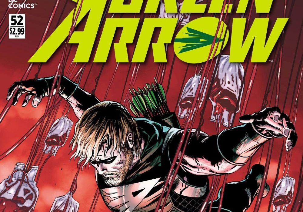 Green Arrow 52 Featured