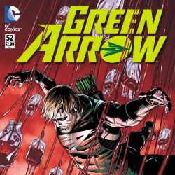 Green Arrow 52 Featured