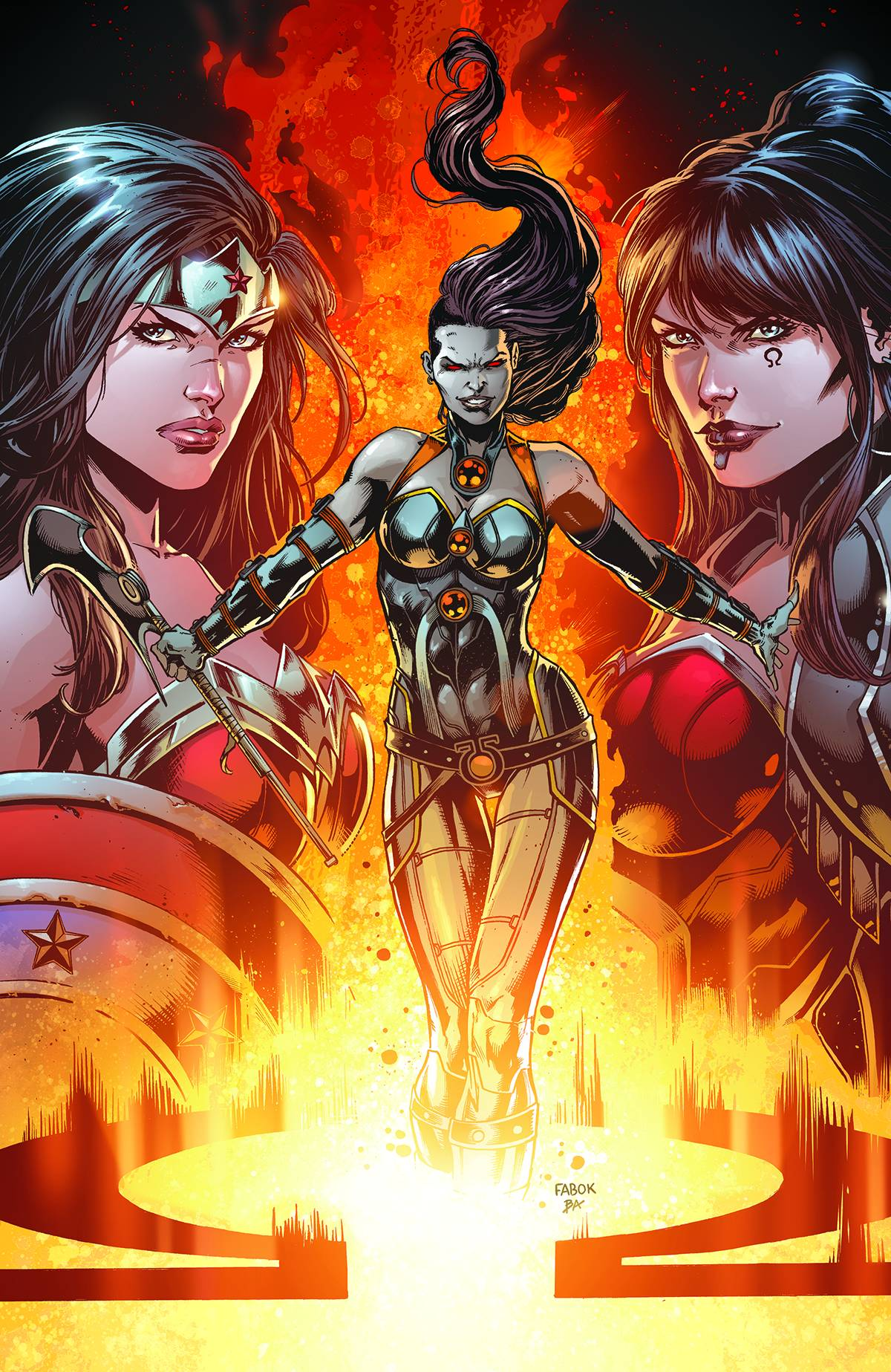 """Justice League: The Darkseid War Special"" #1"