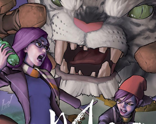 Mae Issue One Cover crop