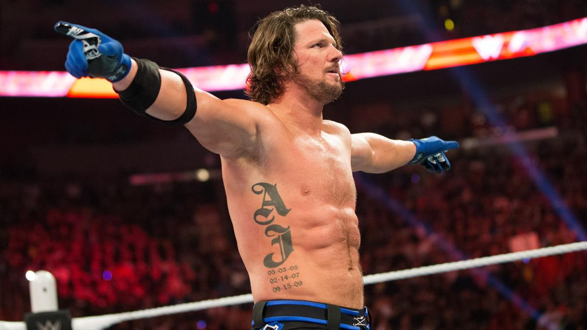 AJ Styles: Wrestleversity Ep 3