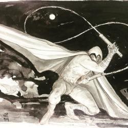 Moon Knight Vanesa R Del Rey