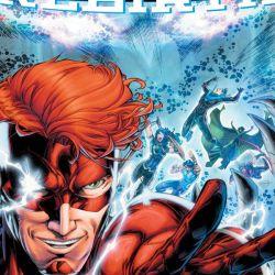 Titans Rebirth 1 Cover