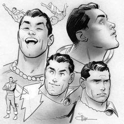 Captain Marvel Evan Shaner
