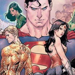Justice League #1 Featured
