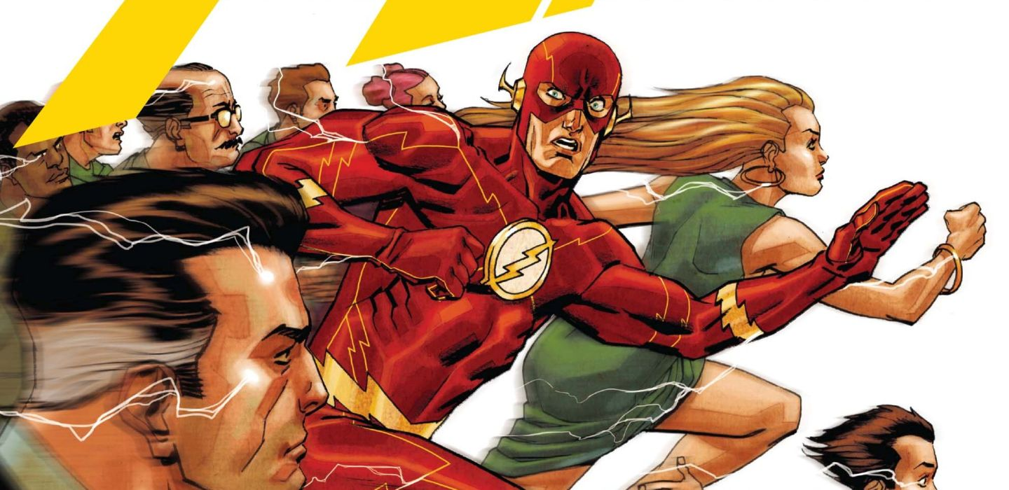 The Flash #3 Featured