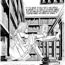 Supergirl Month: Jorge Coelho Featured