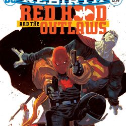 Red Hood and the Outlaws 1 Featured