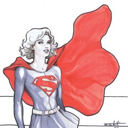 Supergirl Month: Valerio Schiti Featured