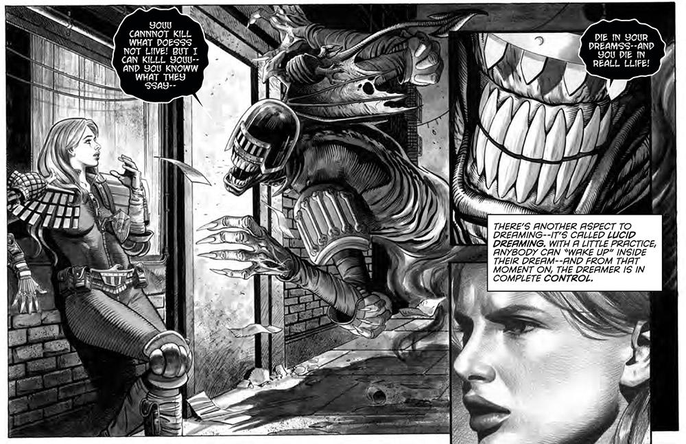 Multiver-City One: 2000 AD Prog 2000 and Judge Dredd Megazine 376 –  Multiversity Comics