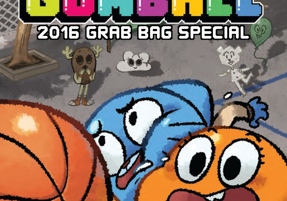 Amazing World of Gumball 1 Featured
