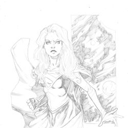 Supergirl Month: Chris Campana Featured