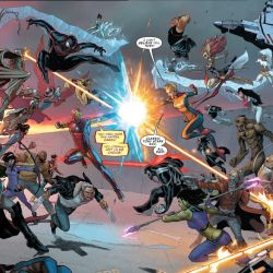 Civil War II 5 Featured