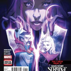 Doctor Strange Annual 1 Featured