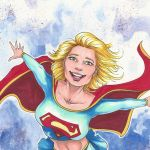 40 Days of Supergirl: Emma Kubert
