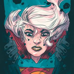 Supergirl Month: Logan Faerber Featured