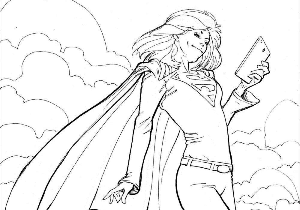 Supergirl Month: Richard Pace Featured