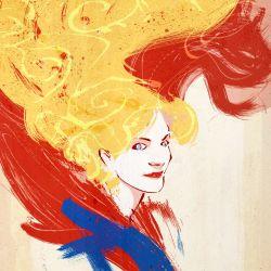 Supergirl Month: Christopher Mitten Featured