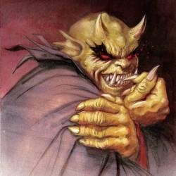 Etrigan The Demon Richard Pace