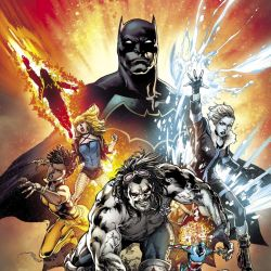 Justice League of America #1 Featured