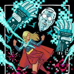 Supergirl Month: Scott Kowalchuk Featured