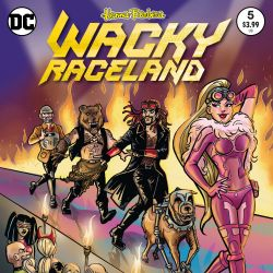 Wacky Raceland 5 Featured