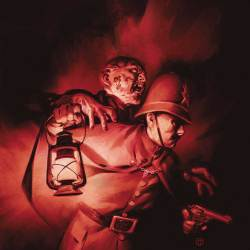 Feature: Witchfinder: City of the Dead #4
