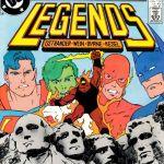 """The DC3cast, Episode 213: Crisis Management, Part 2: """"Legends"""""""