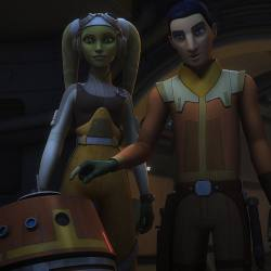 Star Wars Rebels Iron Squadron