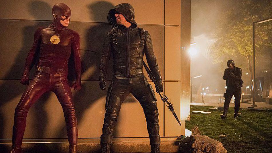 "The Flash - ""Invasion"""
