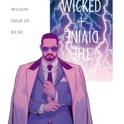 The Wicked + The Divine #23 Featured