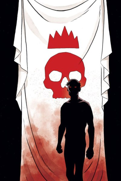 """""""Baltimore: The Red Kingdom"""" #2 (cover)"""