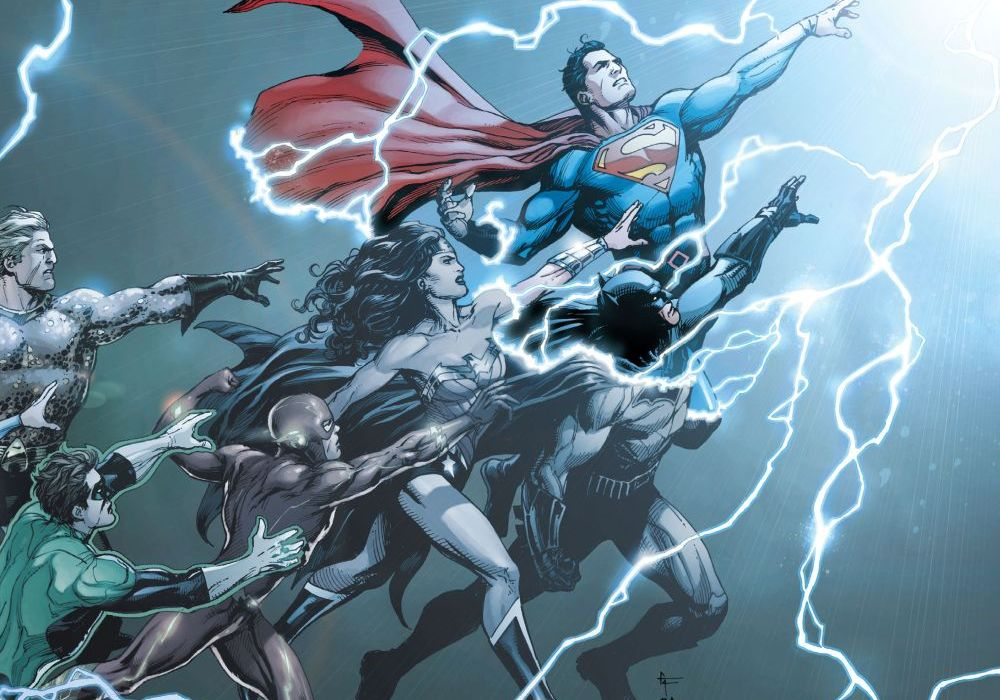 DC Universe Rebirth Featured
