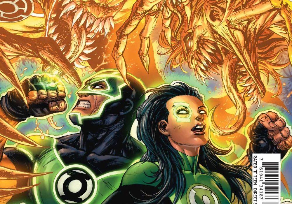 Green Lanterns #13 Featured