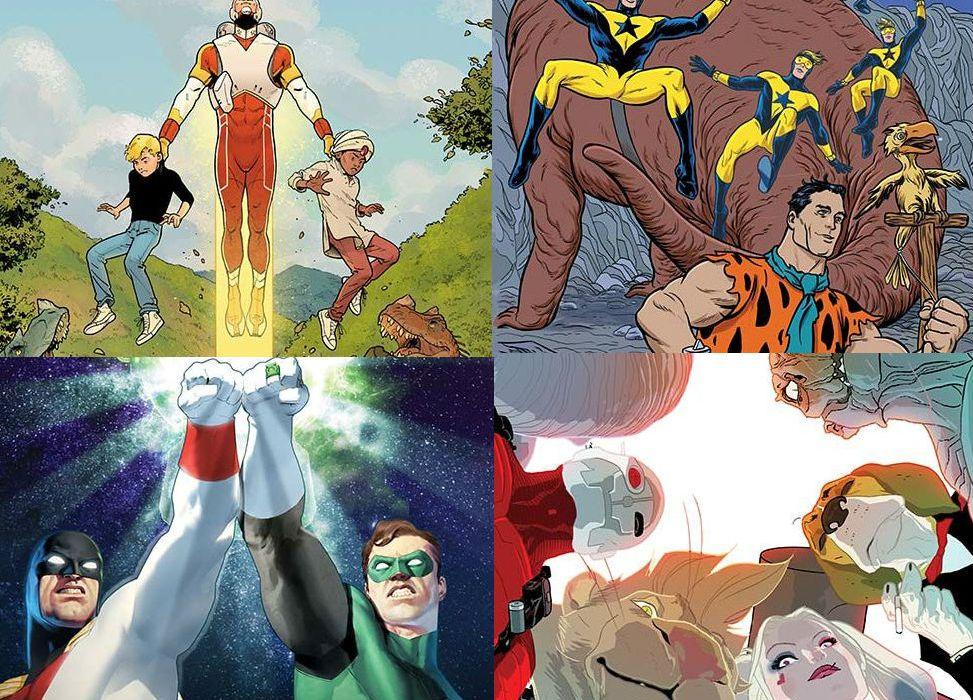 Hanna-Barbera Annuals Featured