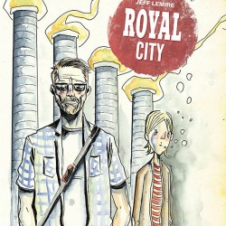 Royal City #1 Featured Image