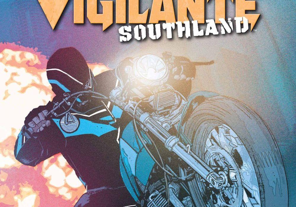 Vigilante Southland #3 Featured