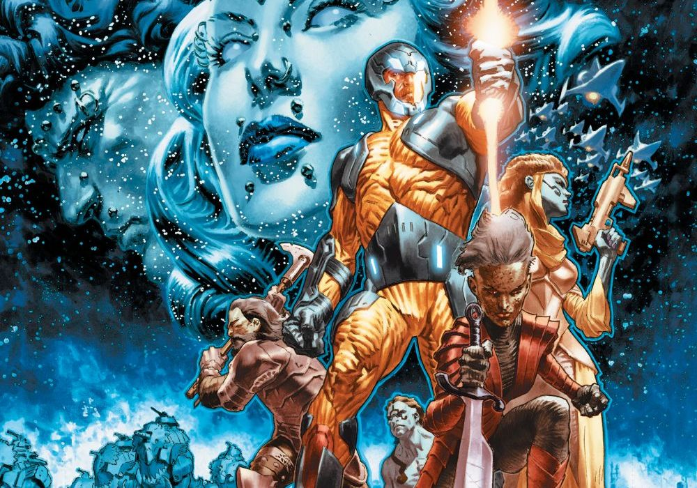 X-O Manowar (2017) #1 Featured