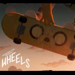Adventure Time Wheels