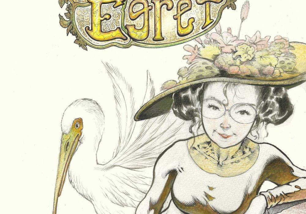 Eleanor & the Egret #1 Featured