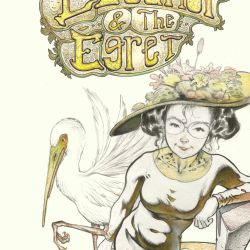 Eleanor & the Egret #1 Featured