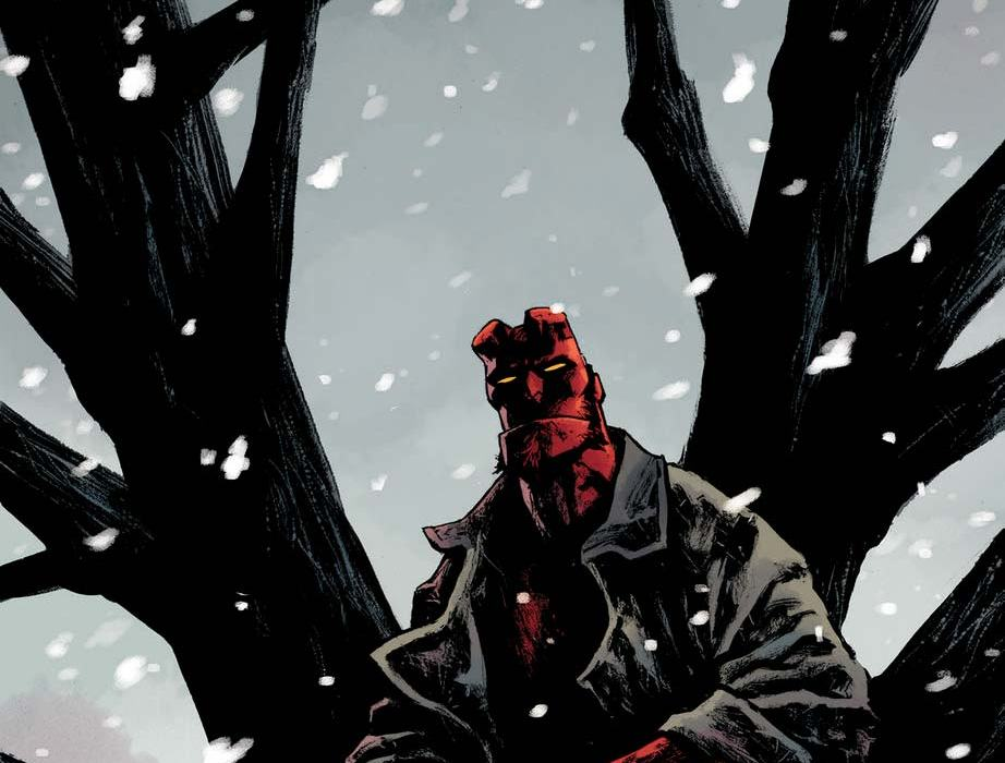 Feature Image: Hellboy Winter Special 2017