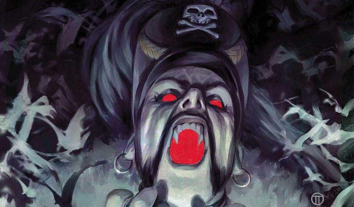 Feature: Witchfinder: City of the Dead #5