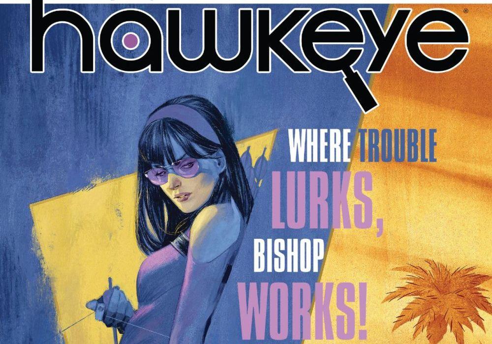 Hawkeye #2 Featured