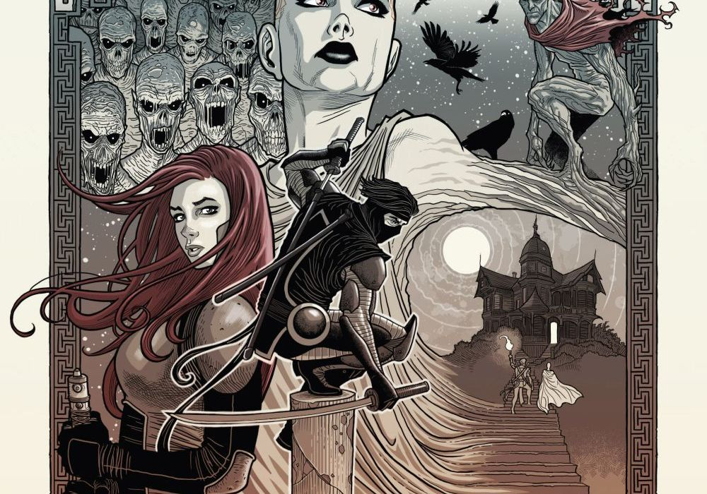 Ninjak #24 Featured