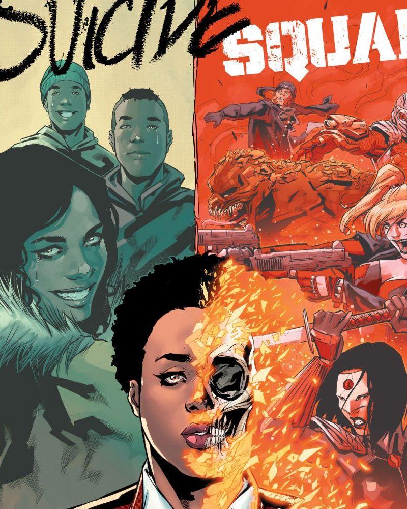 Suicide Squad #10 Featured